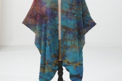 EBB AND FLOW VIII WRAP $120 US 100% polyester