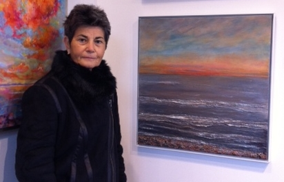Federation of Canadian Artists juried - landscapes show