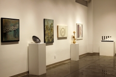 "SEYMOUR ART GALLERY ""Line Discovery Show"""