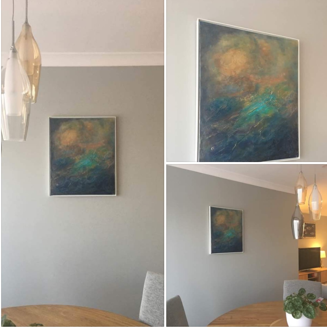 LUMINESCENCE 1 in its new home in Australia